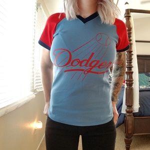 Vintage Dodger Jersey
